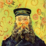 Joseph Etienne Roulin by VanGogh, 1889