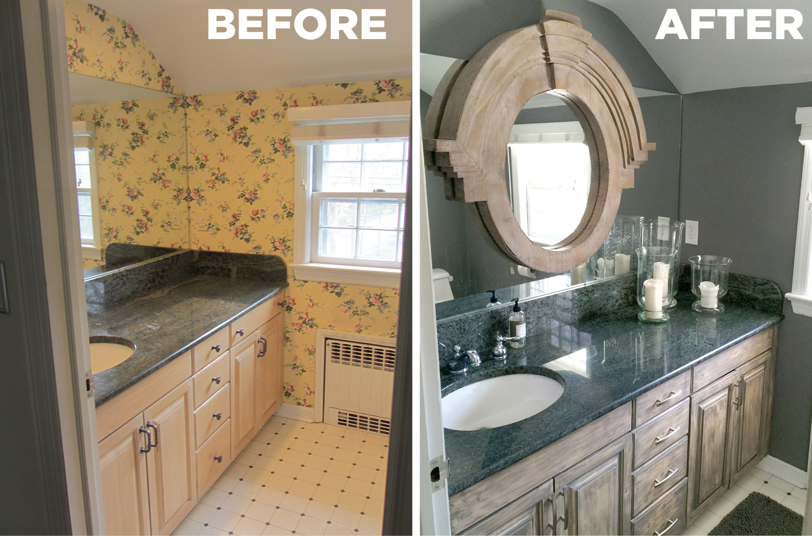 Bathroom Makeovers To Sell garage sale   a mere life